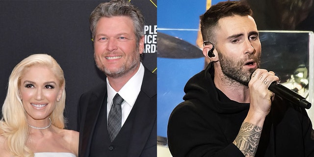 Blake Shelton wants Adam Levine's band, Maroon 5, to perform at his wedding because he wants it to 'cost' Levine.