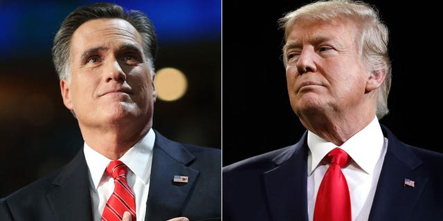 Romney says Trump likely GOP nominee if he runs in 2024