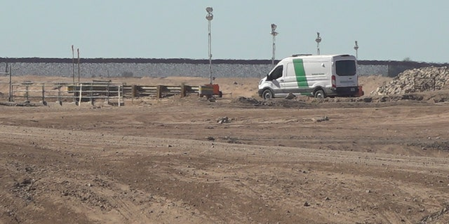 Detention facilities are filling up fast in Yuma County, AZ but strict social distancing guidelines are now forcing immigration officials to release some migrants into town with a date to appear in court later (Stephanie Bennett/Fox News).