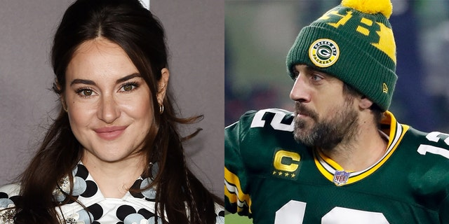 A new report suggests Aaron Rodgers is focusing on 'starting a family' with Shailene Woodley and on his career rather than his family drama.