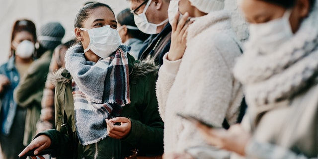 A team at Imperial College London used cellphone data from more than 10 million people to calculate that 65 of 100 infections originated from those ages 20 to 49 in the US. (iStock)
