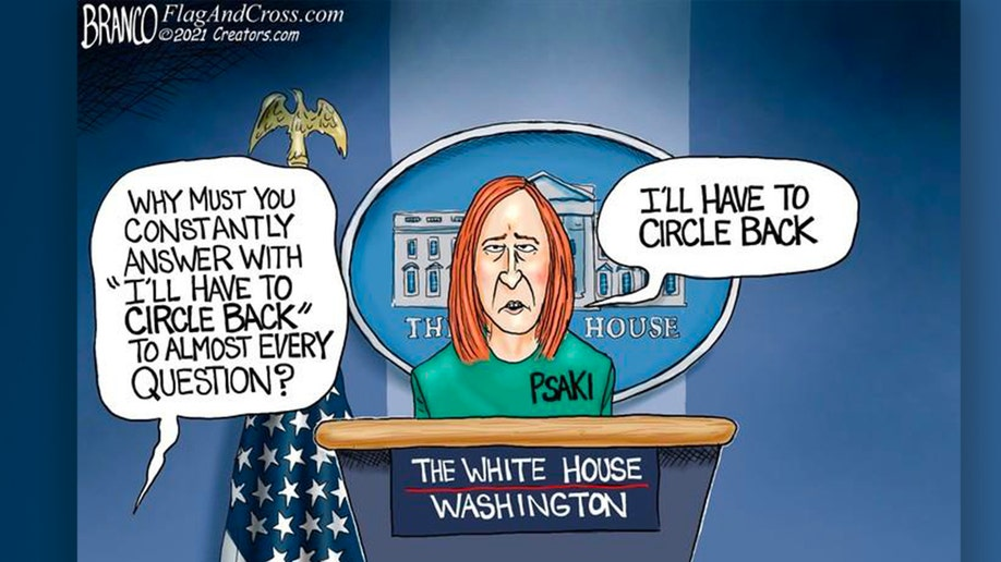 Journalists Cheer As Jen Psaki Announces The Gulags Will Be Run By A Woman Of Color