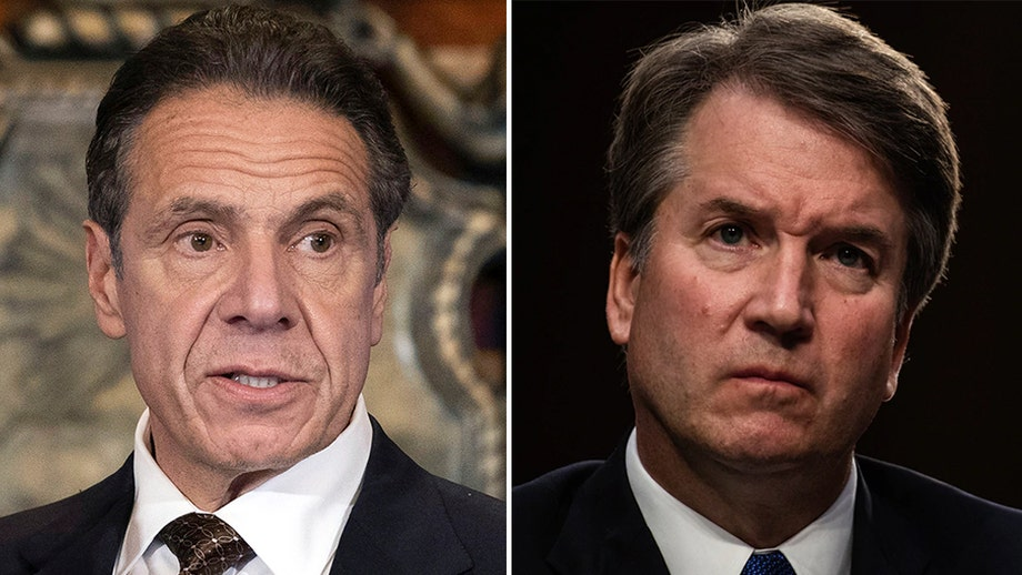 Cuomo allegations: What do Democrats who believed Kavanaugh accusations think?