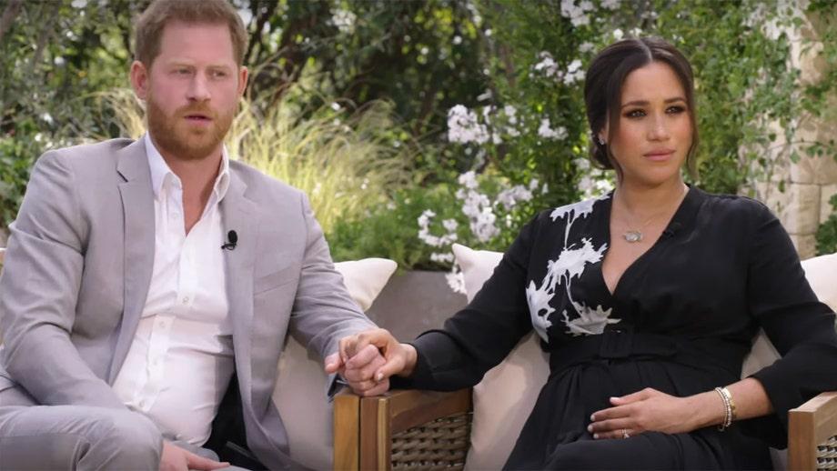 Oprah Winfrey teases Meghan Markle, Prince Harry interview