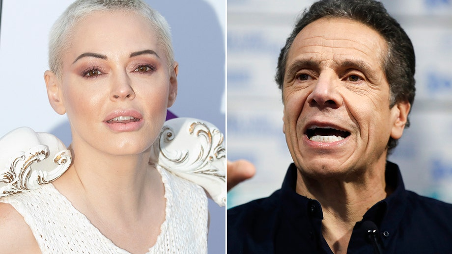 Rose McGowan sounds off on ex-Cuomo aide's claims, demands probe into 'monstrous' allegations