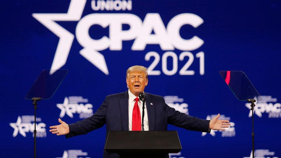 Trump will call out Biden, discuss 'America First' agenda during CPAC speech: senior adviser
