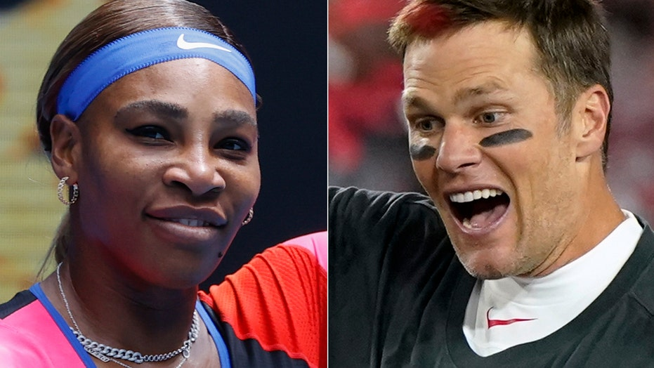 Serena Williams has one-word reaction to Tom Brady's 7th Super Bowl victory