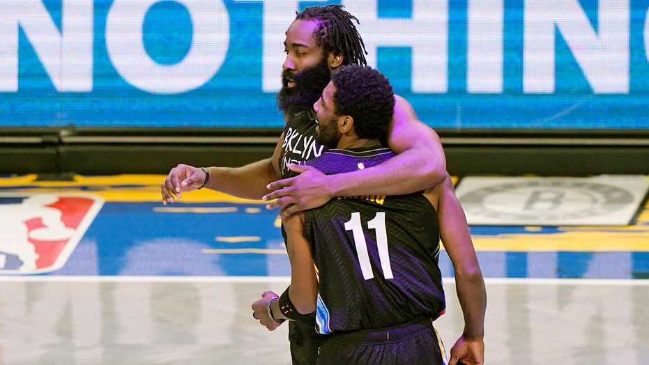 Nets rout Magic 129-92, run NBA-leading win streak to eight