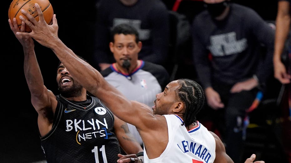 Irving scores 39, Nets cool off Clippers with 124-120 win