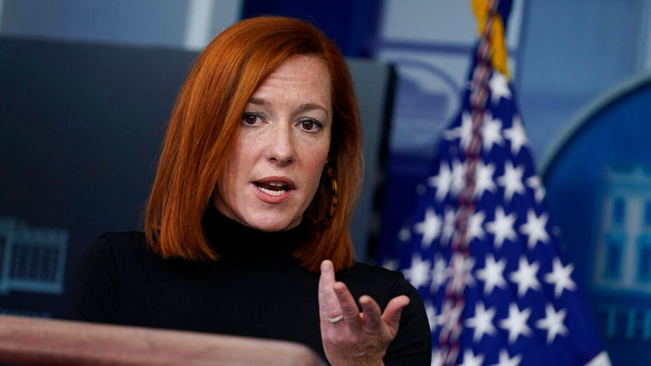 Psaki's resurfaced tweets slam Trump, Sanders supporters, severely undercutting 'unity' message