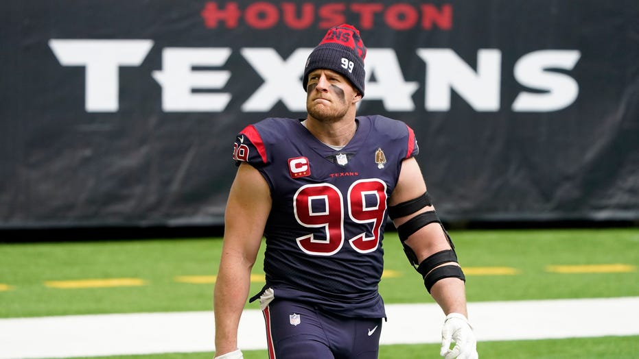JJ Watt seriously considering the Browns as potential landing spot after Texans departure: report
