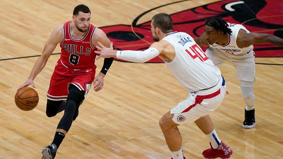 Leonard scores 33 as Clippers beat Bulls 125-106
