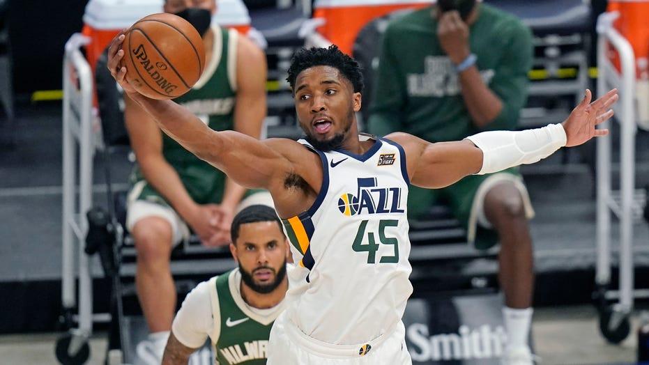 Gobert, Jazz beat Bucks 129-115 for 6th straight win