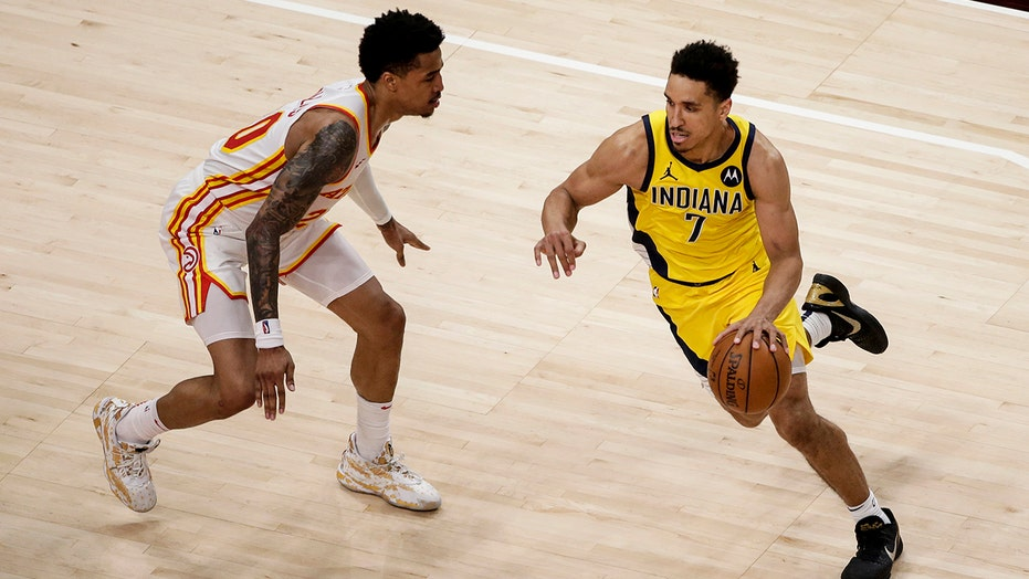 McDermott, Turner spark Pacers past struggling Hawks