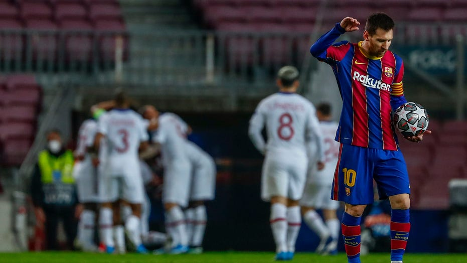 Big loss to PSG a reality check for Barcelona