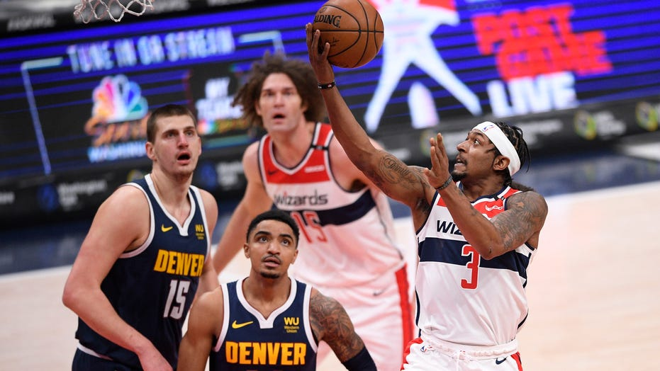 Beal hits late free throws, Wizards edge Nuggets 130-128