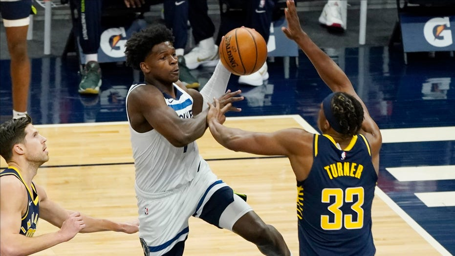 Sabonis, Brogdon lead Pacers past Timberwolves 134-128 in OT
