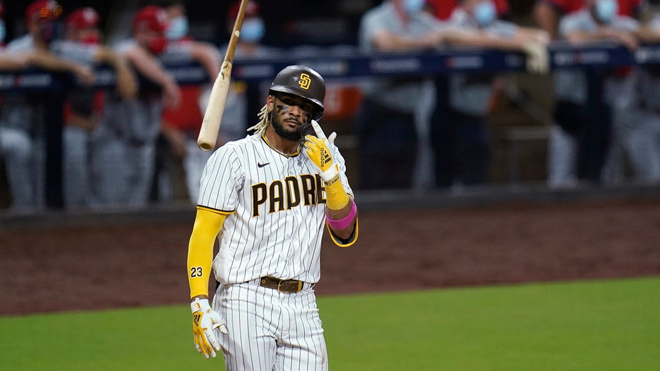 'Holy smokes': Padres rave about Tatis Jr.'s big contract