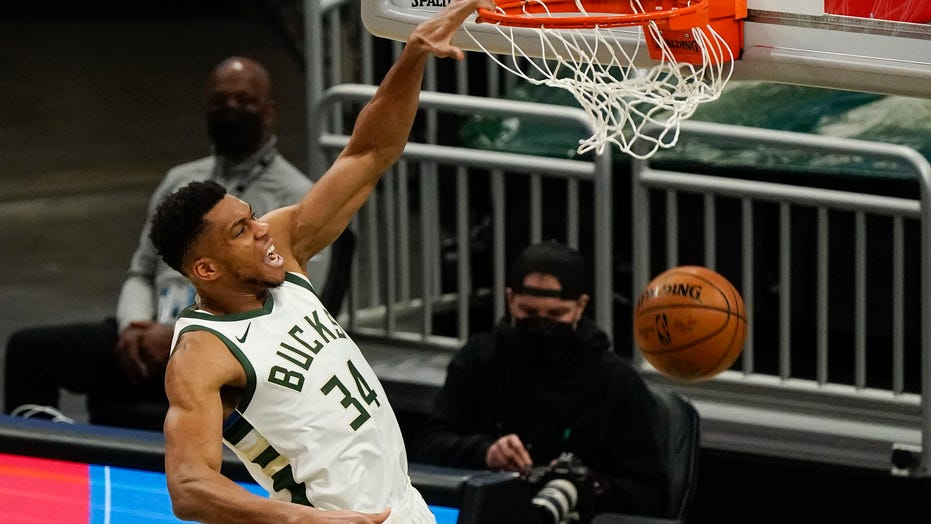 Bucks snap 5-game skid with 98-85 victory over Thunder