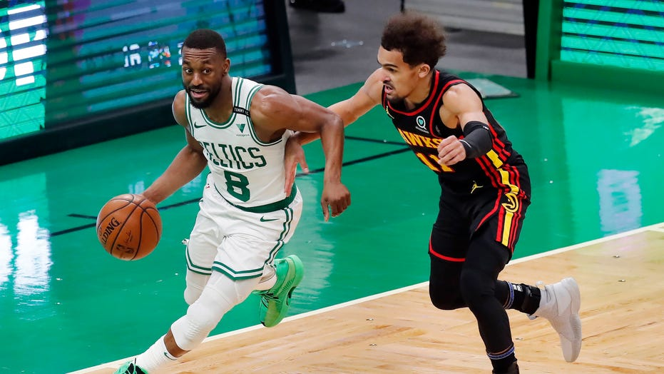 Kemba Walker scores 28 in return, Celtics down Hawks 121-109