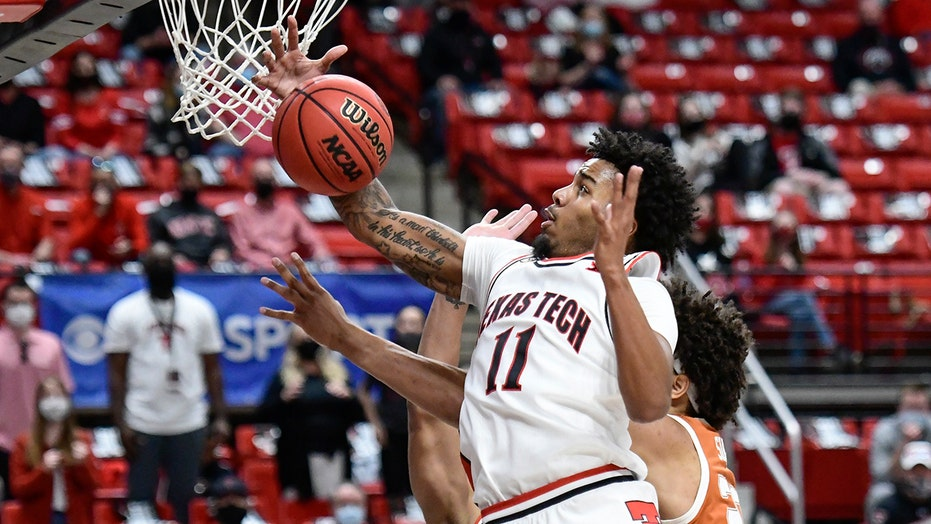No. 18 Texas Tech stops No. 14 Texas 68-59, ends 3-game skid