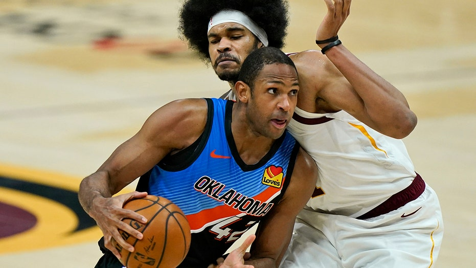 Oklahoma City deals Cavaliers 10th straight loss, 117-101