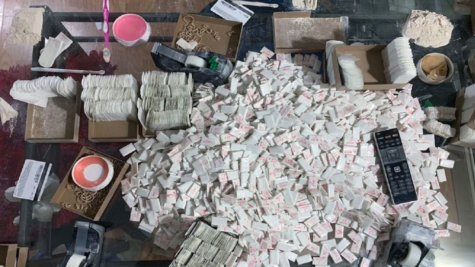 NY police, feds bust Queens drug trafficking mill, find $12M in heroin