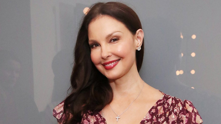 Ashley Judd shares photos of 'grueling 55-hour' accident rescue: 'I wake up weeping in gratitude'