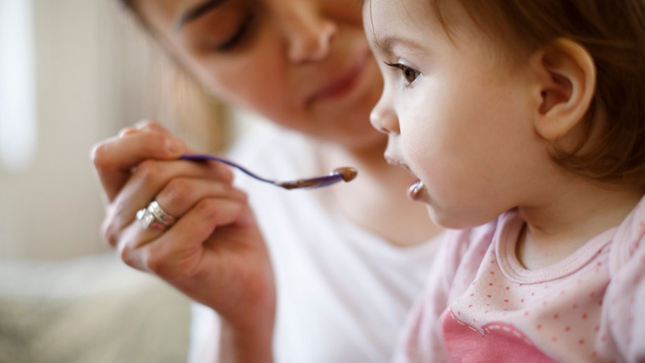 Popular baby foods contain toxic heavy metals, congressional report finds