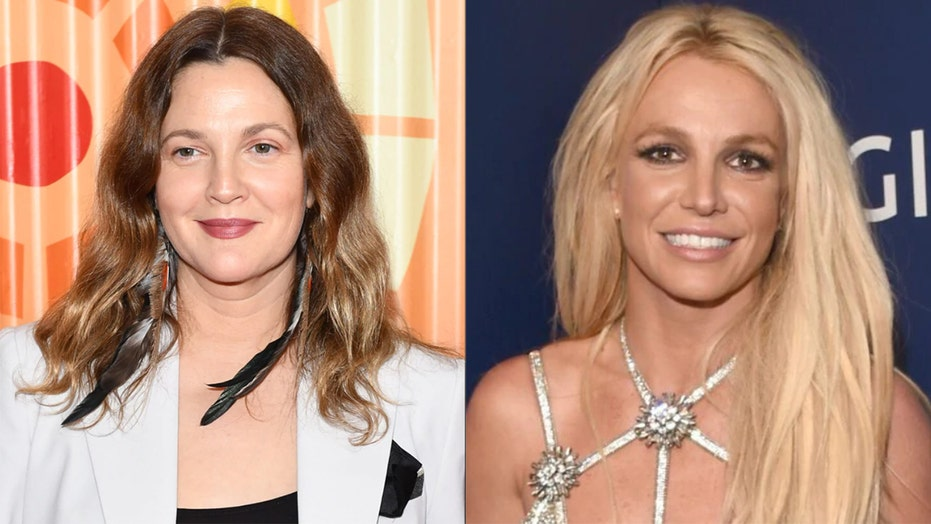 Drew Barrymore shares her 'empathy' for Britney Spears, talks about her own time in a psychiatric ward