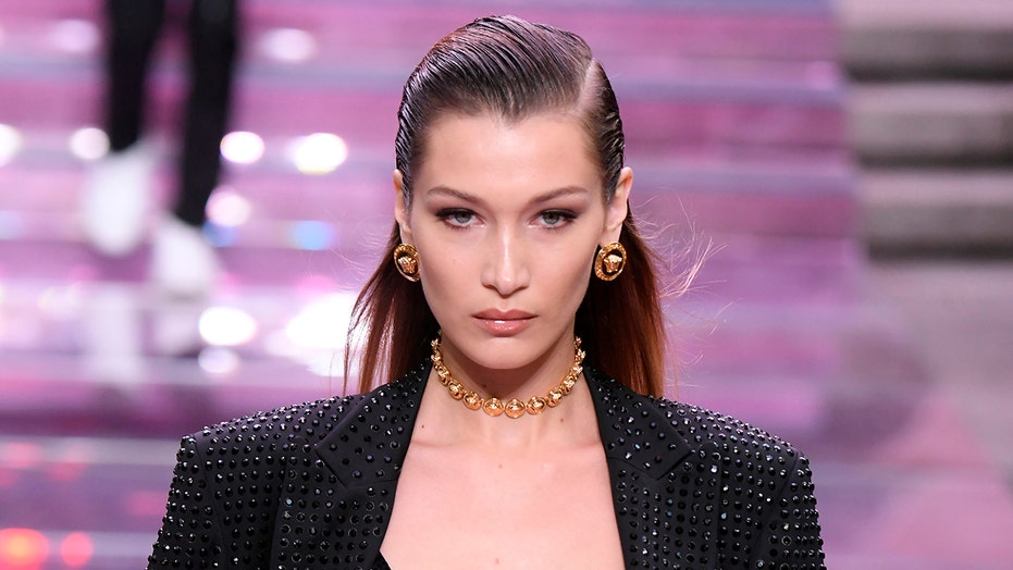 Bella Hadid shares bikini selfies, hits back at social media user who said she looks 'so tired'
