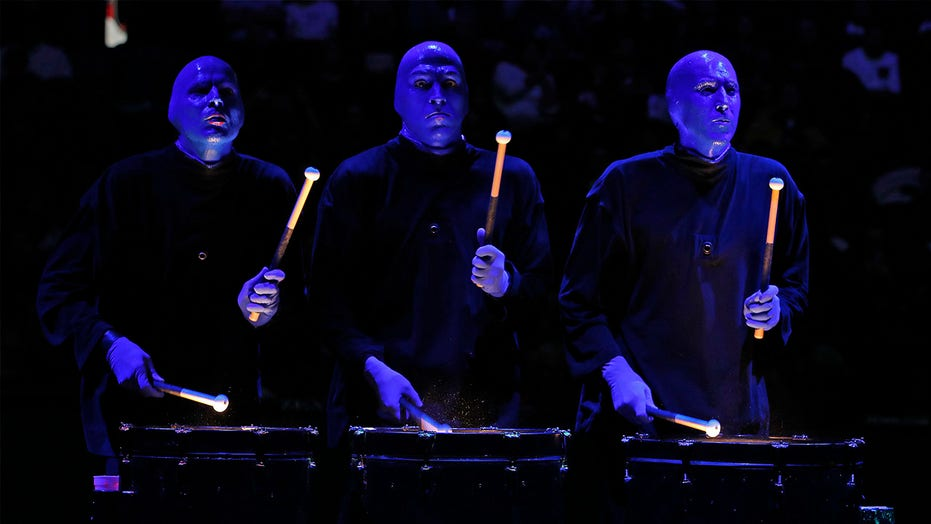 Blue Man Group leaving Universal Orlando after 14 years