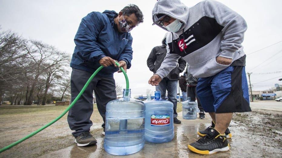 Texas facing water crisis, temperatures to climb after storms, deadly deep freeze