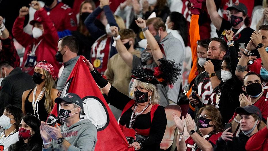 Super Bowl 2021 criticized as 'superspreader event' during pregame festivities