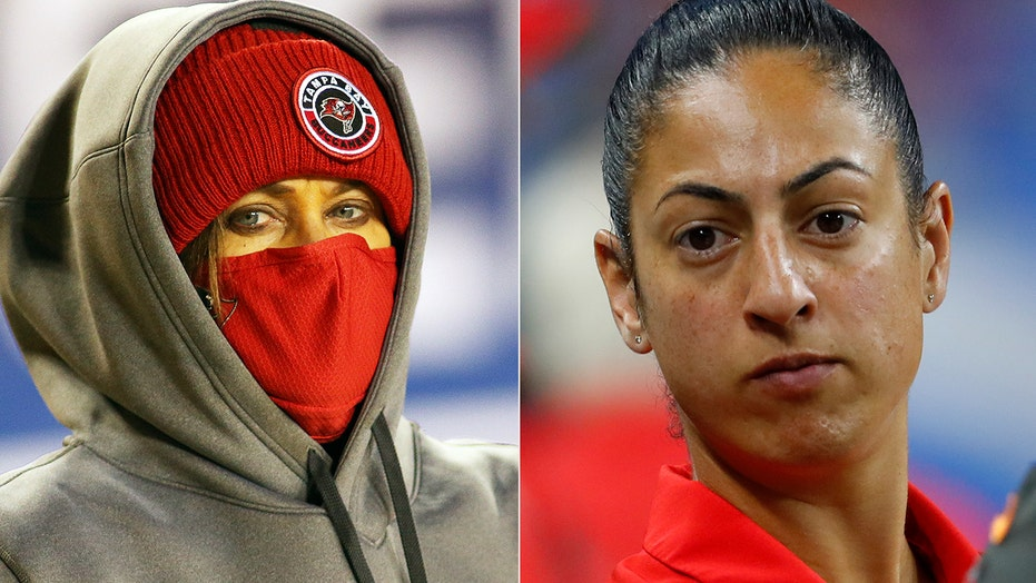 Buccaneers' Lori Locust, Maral Javadifar become first female coaches to win Super Bowl