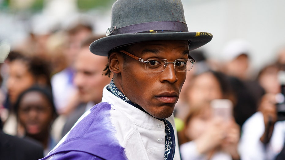 Cam Newton admits to spending 'millions' on clothing he 'only wore once'
