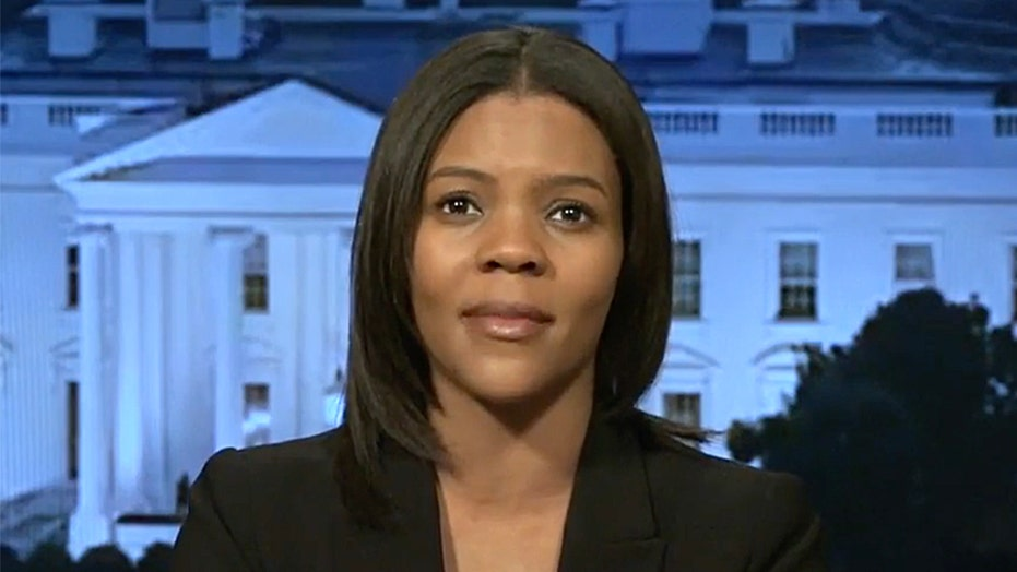 Candace Owens says she's thinking about running for president