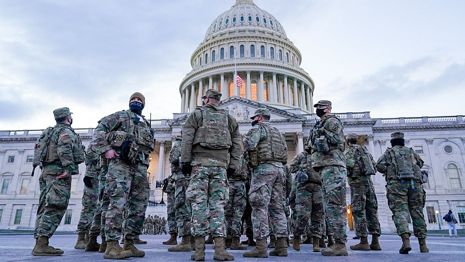 National Guard troops could remain in DC until Fall 2021