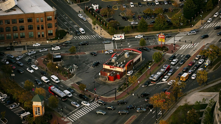 Dave Thomas Circle: DC acquires Wendy's restaurant at center of 'horror story' intersection to rework traffic