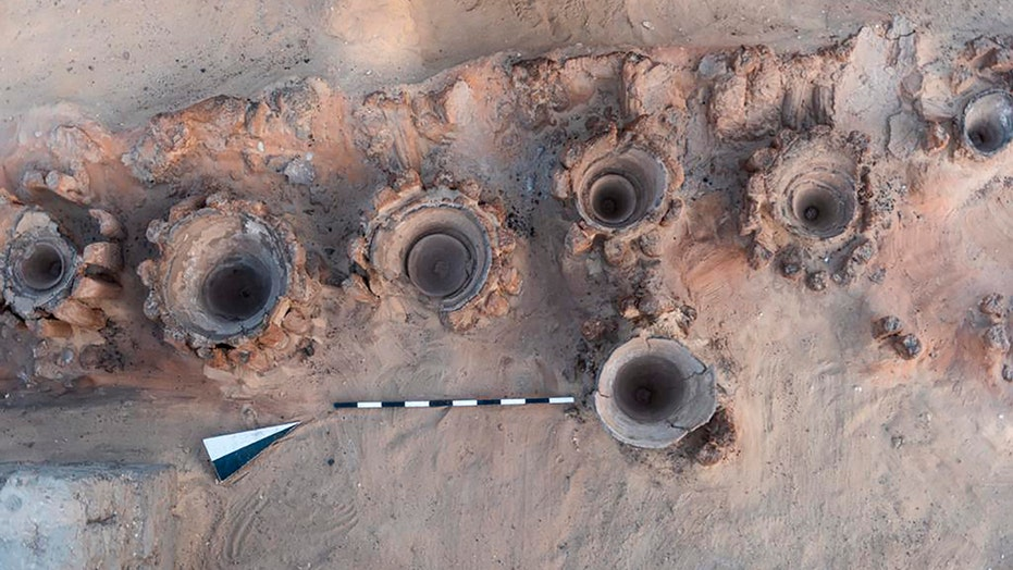 World's oldest brewery unearthed in Egypt's ancient city of Abydos, archaeologists say