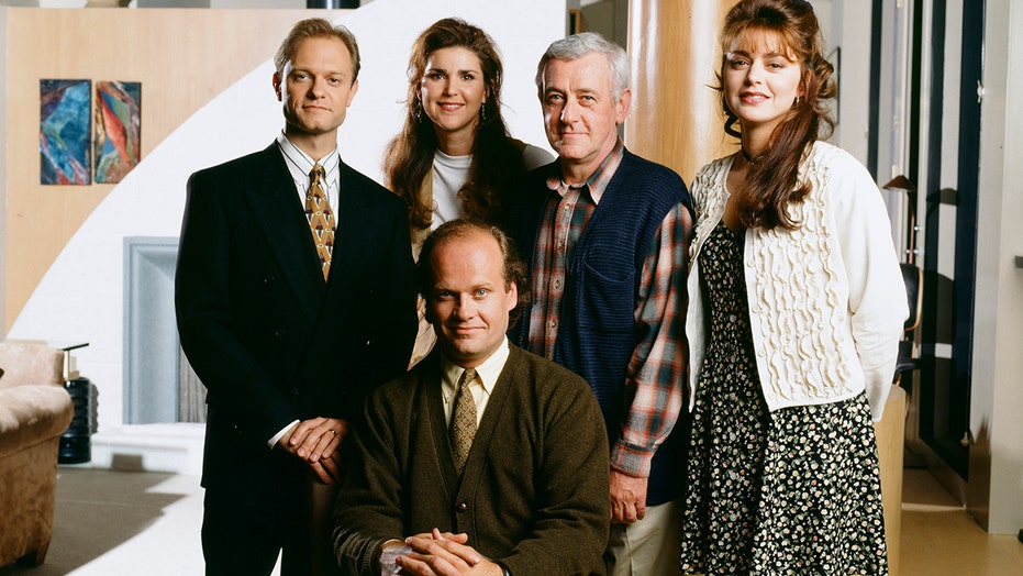 'Frasier' revival being discussed for Paramount+ streaming service: report