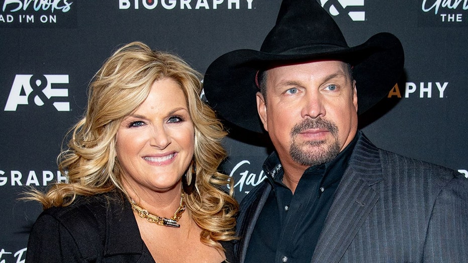 Trisha Yearwood talks 'difficult' moments in marriage to Garth Brooks: 'You're going to butt heads'