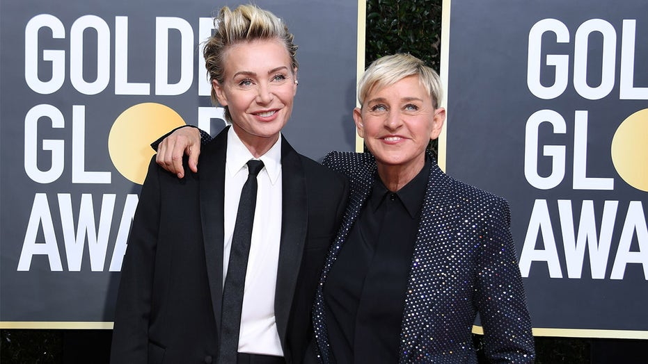 Ellen DeGeneres says Portia de Rossi was her 'rock' during toxic work environment scandal: 'She kept me going'