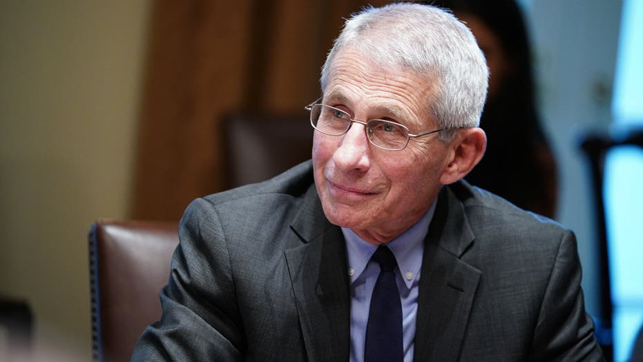 Senate Democrats use Dr. Fauci in fundraising email