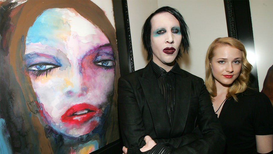 Evan Rachel Wood accuses Marilyn Manson of abuse, grooming: 'I am done living in fear'