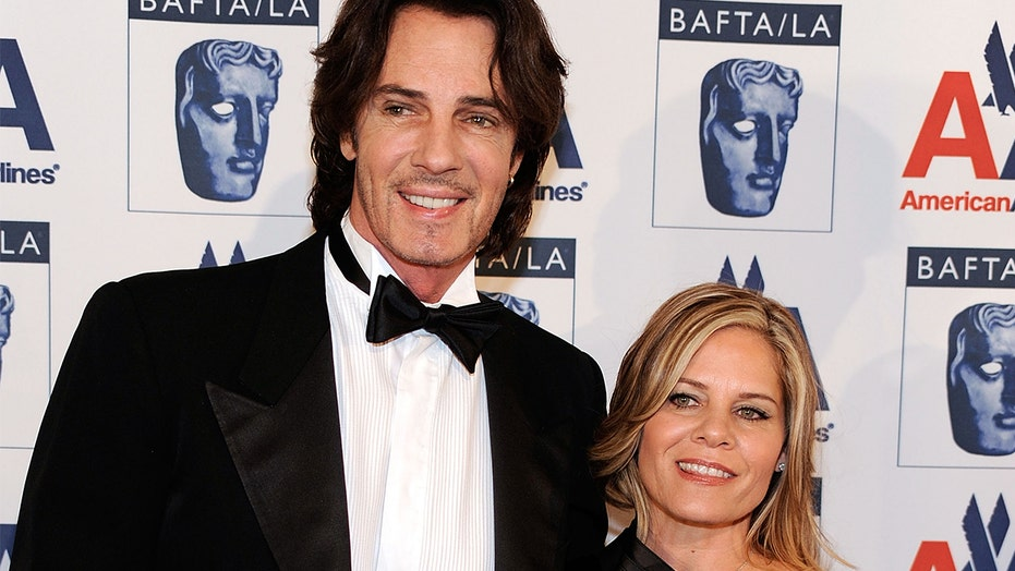 Rick Springfield says he and wife Barbara Porter have 'lots of sex' during lockdown: 'That's about it'