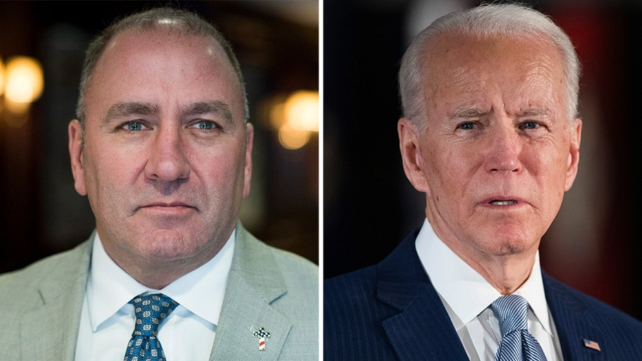 Louisiana GOP Rep. Higgins challenges Biden 'to live without oil & gas'
