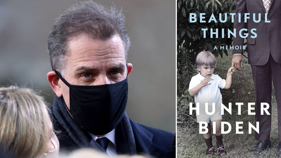Hunter Biden likely paid big bucks for deal on soon-to-be-released book