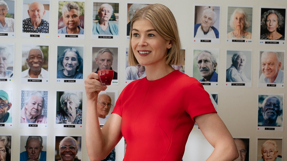 Rosamund Pike speaks out about being photoshopped in movie posters: 'We're all losing our grip'