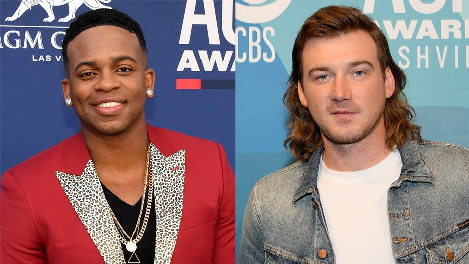 Country star Jimmie Allen tweets about 'forgiveness' days after Morgan Wallen's N-word controversy